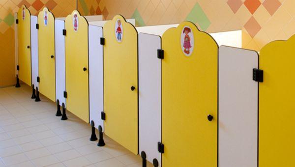 Muebles Para Baño Ninos:Kindergarten School Bathroom