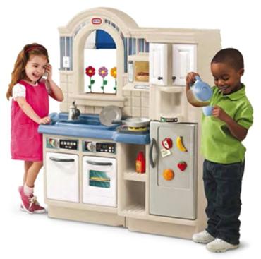 Lav metal jouets en bois et en plastique pour une - Cuisine plastique jouet ...